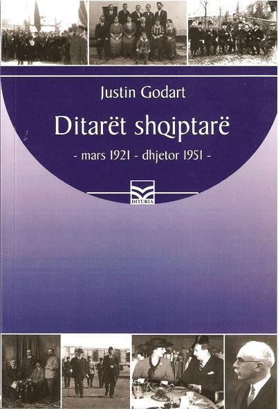 Justin Godart - Ditarët Shqiptarë