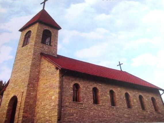 Kisha e Shën Mërisë - Lurë