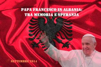 Papa Françesku në Shqipëri
