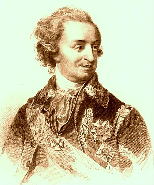 Princi Gregorij Potjomkin (1739-1791)