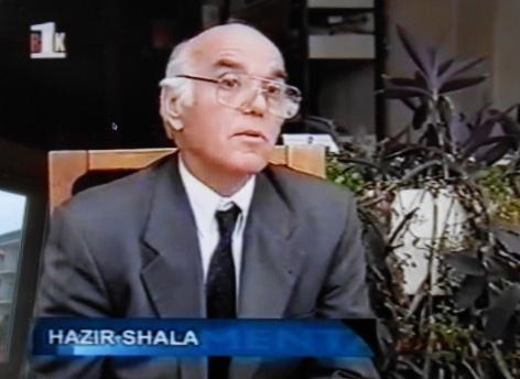 Prof. Hazir Shala