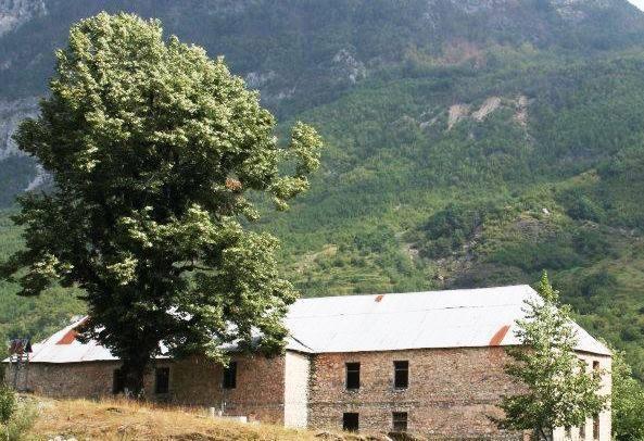 Shkolla në Nikaj-Mërtur