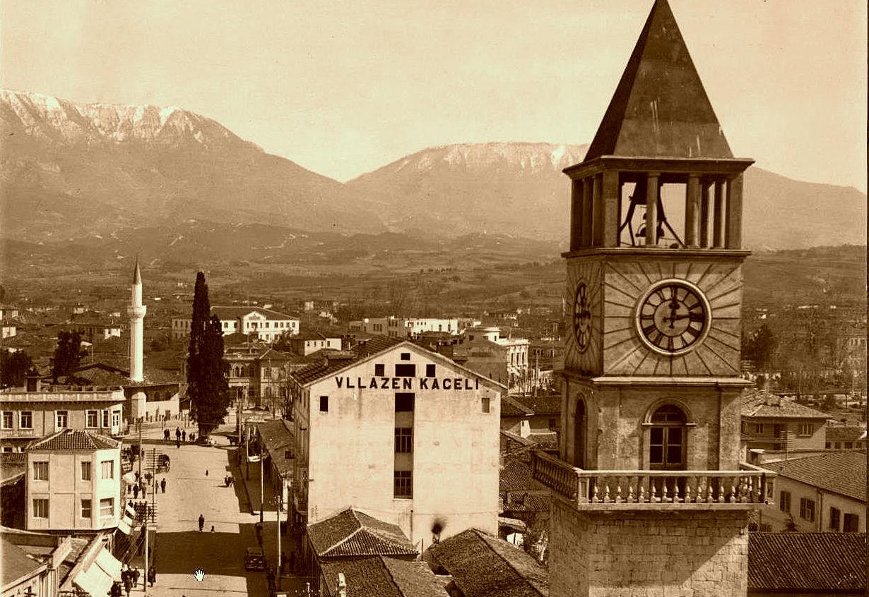 Tirana - qendra e dikurshme