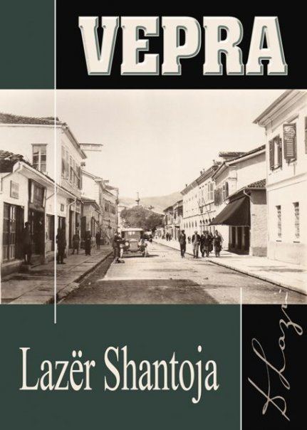 Lazër Shantoja - Vepra