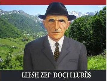 Zef Llesh Doçi i Lurës