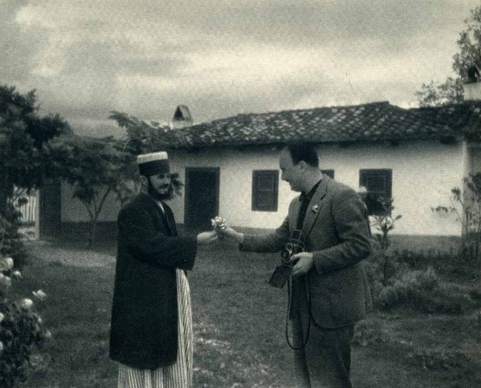 Baba Mytreza Paja dhe fotografi Massani