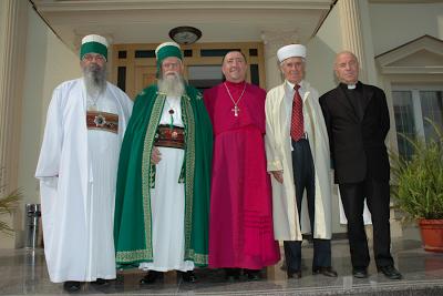 Krerët fetarë në Shqipëri