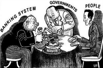 Sistemi bankar - Sistemi qeveritar - Populli