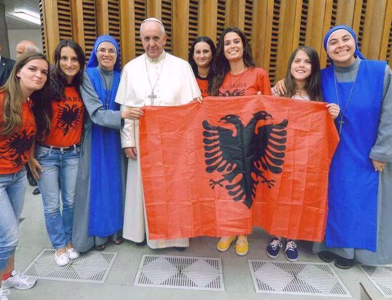 Papa Françesku i Parë