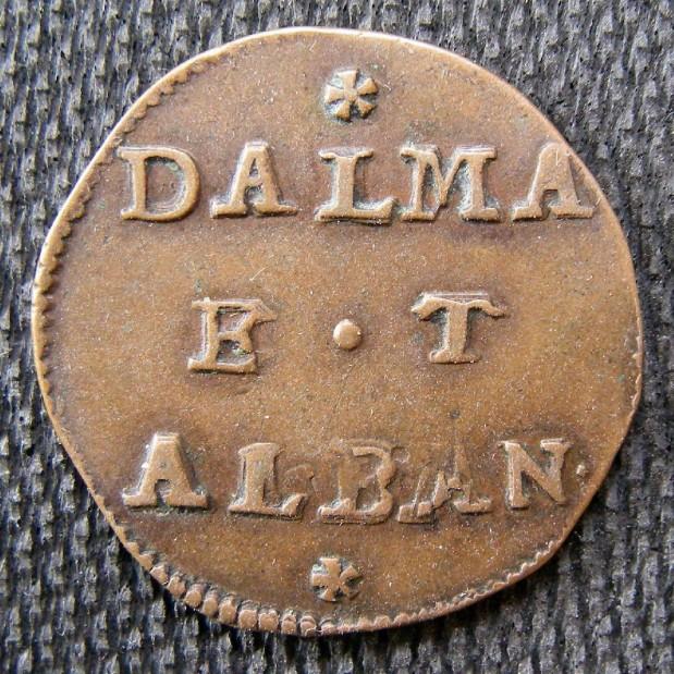 Monedhe Iliro-Dalmate