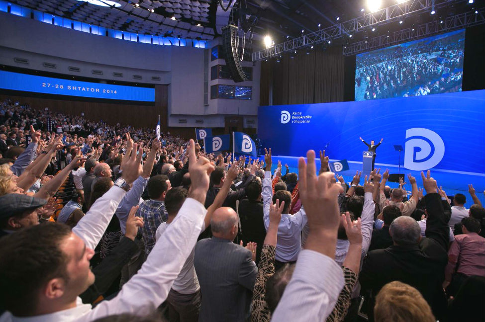 Kongresi i PD (27-28 shtator 2014) - fota lsa