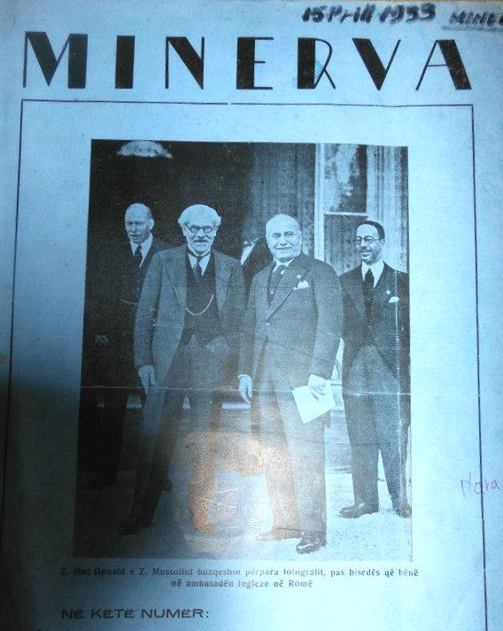 Minerva e Nebil Çikes