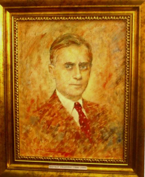 Mit'hat Frashëri (1880-1949)