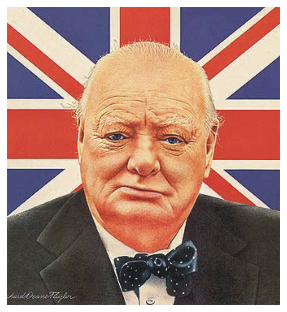 Winston Churchill (1875-1965)