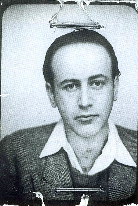 Paul Celan ( pasaphoto - 1938)