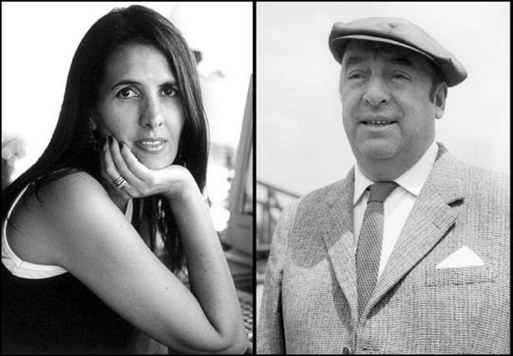 Martha Medeiros & Pablo Neruda