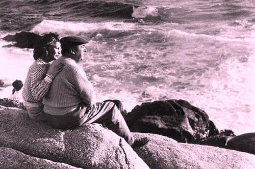 Neruda & Matilde Urrutia