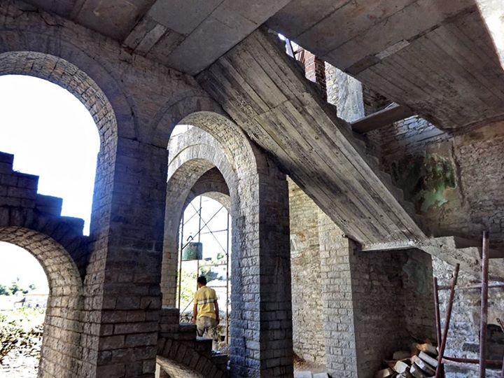 Muzeu Kadare (në ndërtim)