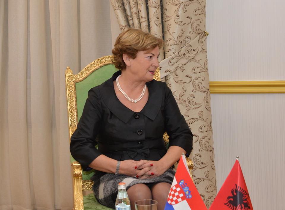 Znj. ambasadore Mirjam Deponte