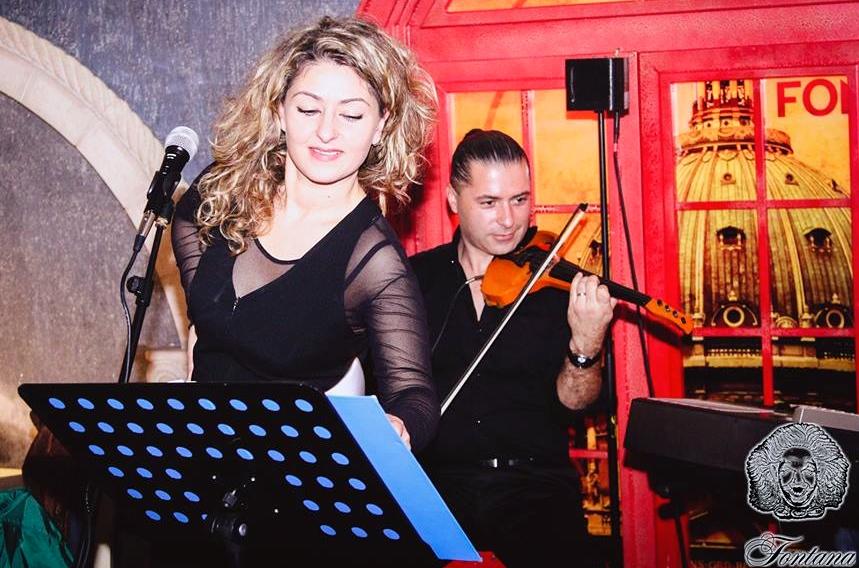 Leticia dhe Eugjen Gargjola