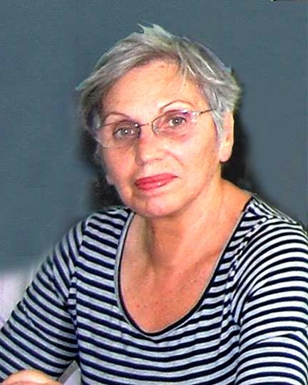 Studiuesja Eleni Laperi