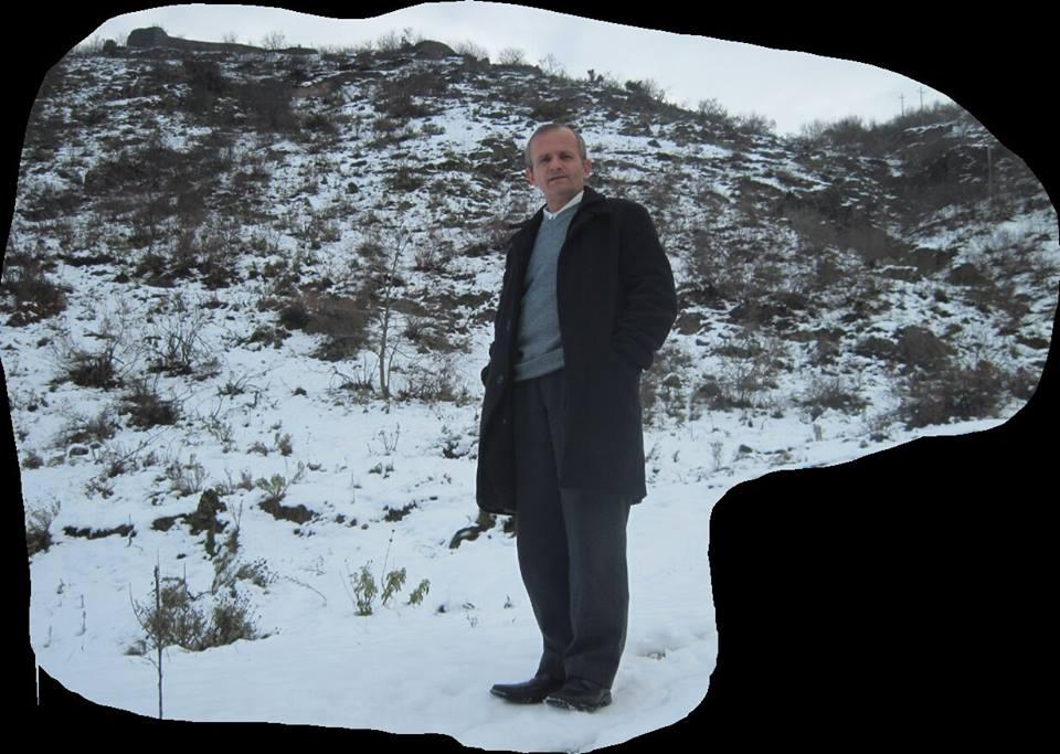 Mirush Osmani ne vendlindjen e tij Kardhiq