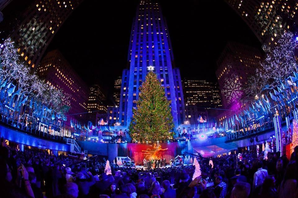Bredhi i Krishtlindjve në New York (për të i 81 vit)