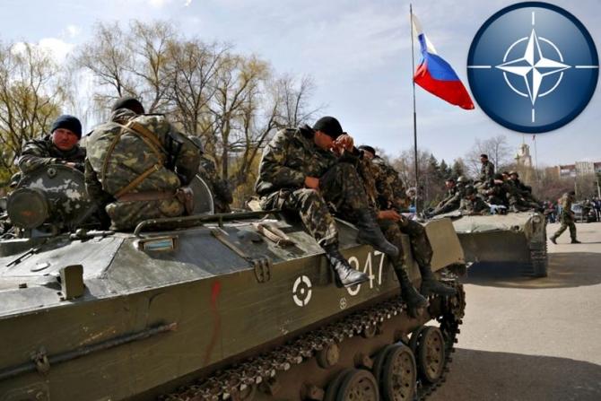 Trupa tankiste ruse