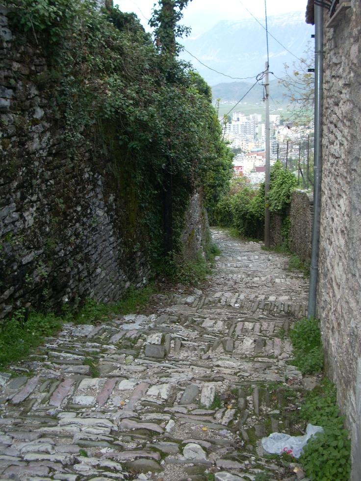 Sokaku i të Marrëve Gjirokastër)