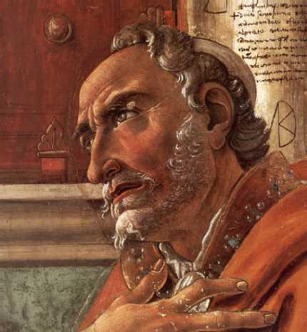 Shën Agostini (354 - 430)