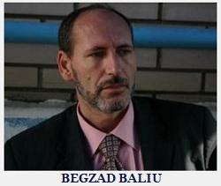 Studiuesi Begzad Baliu