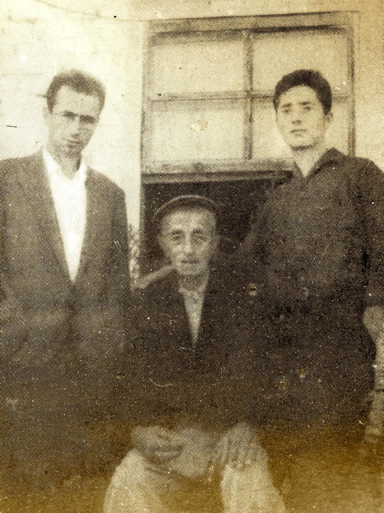Fuat Dine me nipat Tomorr dhe Dine (Saver 1954)