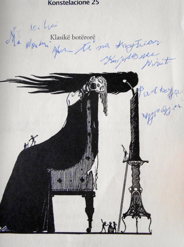 Fausti... i Pashko Gjeçit... dhe Autografi i tij Fundit