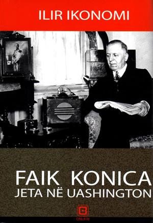 Faik Konica - Jeta në Washington