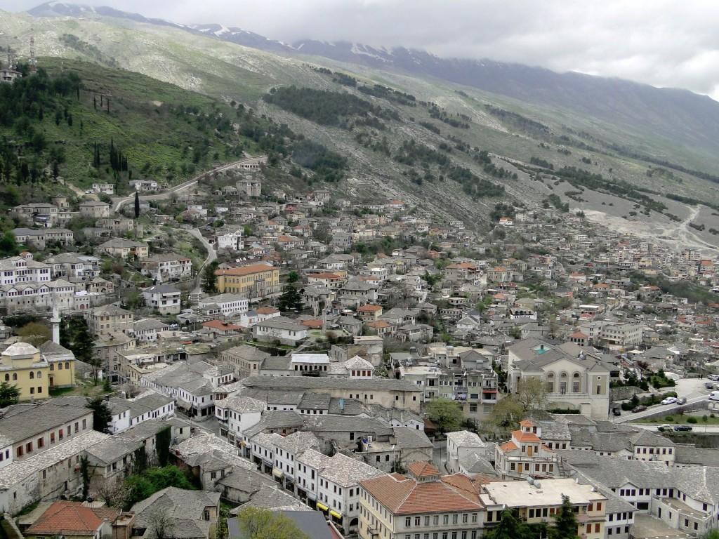 Qyteti i Gjirokastres