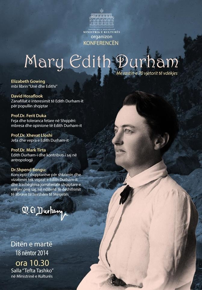 Edith Durham (1863-1944)