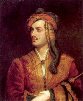 George Gordon Bayron (1788-1824)
