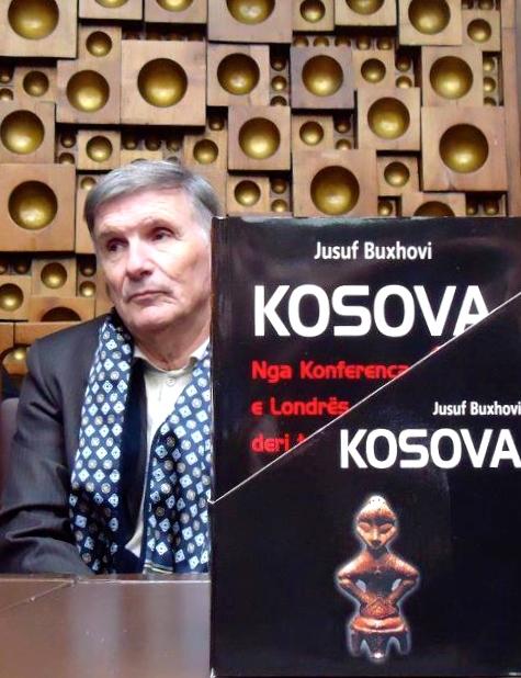 Historiani Jusuf Buxhovi