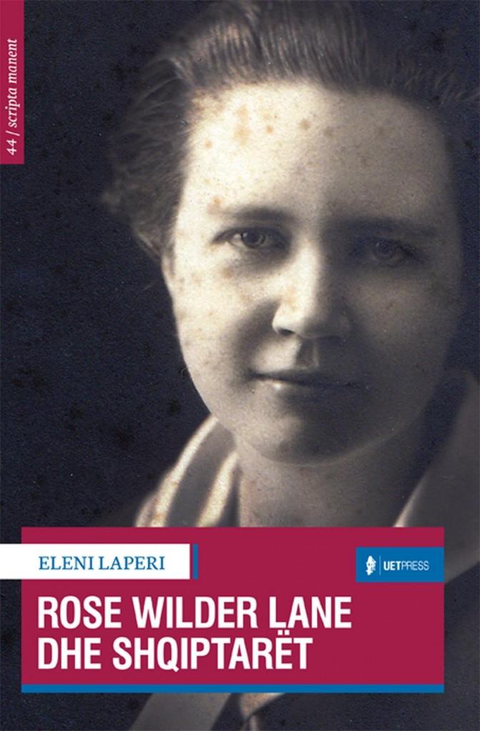 Kopertina e Librit të Eleni Laperit