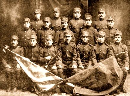 Vatranë vullnetarë 1920