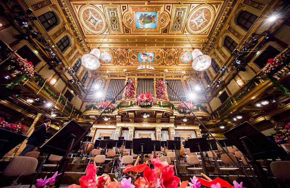 Vienna Philharmonic / Wiener Philharmoniker 2015 Photo: W. Hedenborg