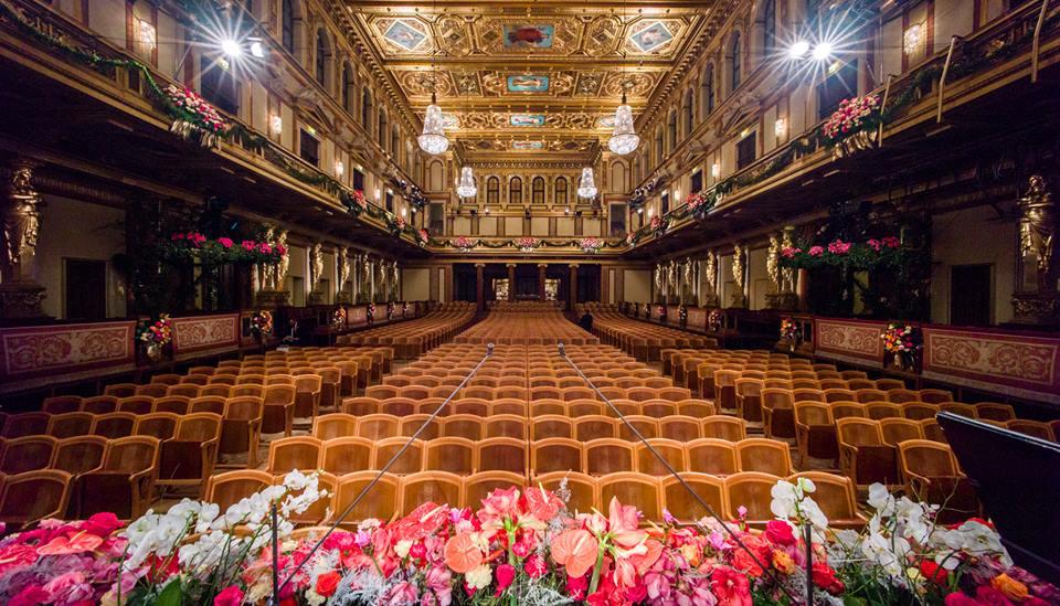 Vienna Philharmonic/ Wiener Philharmoniker Photo: W. Hedenborg