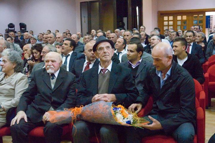 2012 - Aktivitet Përkujtimor për Prelë Tulin