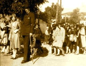 Sotir Kozmo & Jorgjeta Filçe (Truja), Tiranë 1935.