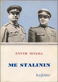 Diktatori i Madh dhe diktatori i vogel... Me Stalinin