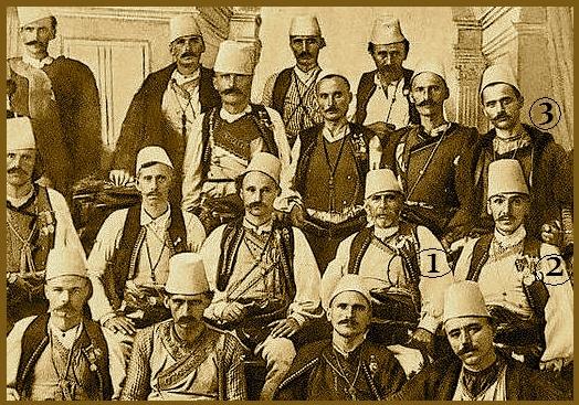 Krenët e Malsisë - 1908