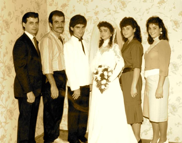 Familja e Marash Merrnaçaj