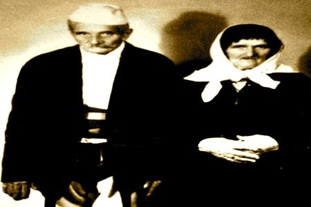 Mrikë Mernaçaj dhe i shoqi