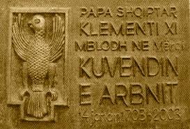 Kuvendi i Arbërit - Mërqi 1703