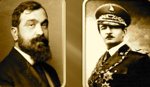 Ahmet Zogu përballë Fan Nolit